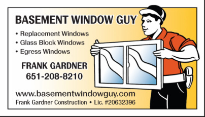 glass block, installation, installer basement egress replacement windows construction new window minneapolis saint paul minnesota twin cities